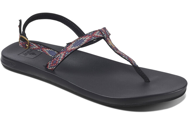 Reef Cushion Bounce Slim T Sandalen Dames, amethyst